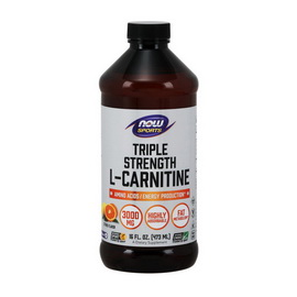 L-Carnitine Liquid 3000 mg (473 ml)