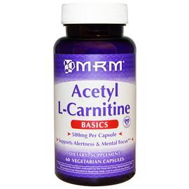 Acetyl L-Carnitine (60 veg caps)