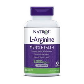L-Arginine 3000 mg (90 tabs)