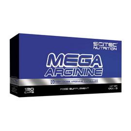 Mega Arginine (120 caps)