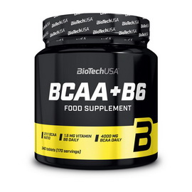 BCAA + B6 (340 tabs)