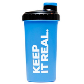 Shaker Keep It Real Blue (700 ml)