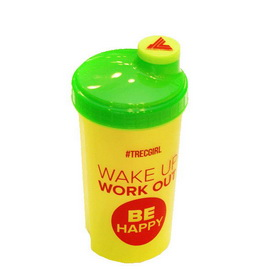 Shaker Be Happy Green (700 ml)