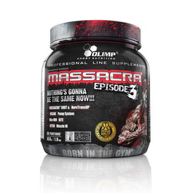 Massacra Episode 3 (450 g)