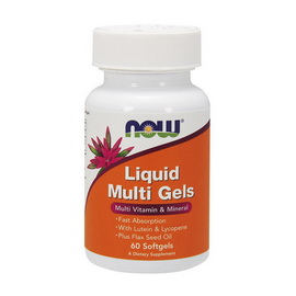 Liquid Multi Gels (60 softgels)
