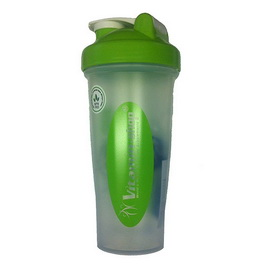 Shaker Classic With Metall Ball Green(400 ml)