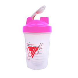 Shaker Classic With Metall Ball Pink (400 ml)