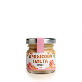 Арахисовое масло сладкое (35 г)