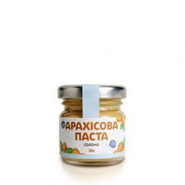 Арахисовое масло соленое (35 г)