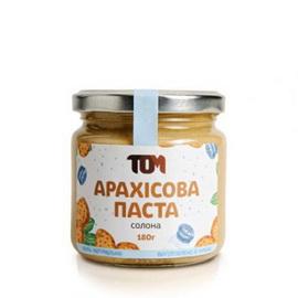 Арахисовое масло соленое (180 г)
