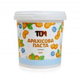 Арахисовое масло соленое (500 г)
