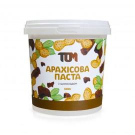 Арахисовое масло с шоколадом (500 г)