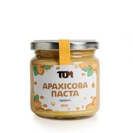 Арахисовое масло с кусочками арахиса(180 г)