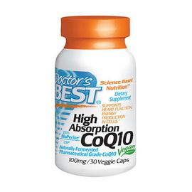 High Absorption CoQ10 (30 veg caps)