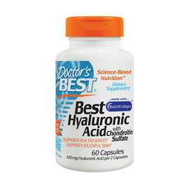 Hyaluronic Acid with Chondroitin (60 caps)