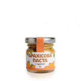 Арахисовое масло с курагой (35 г)