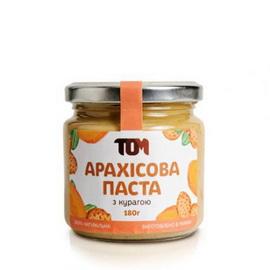 Арахисовое масло с курагой (180 г)
