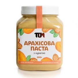 Арахисовое масло с курагой (500 г)