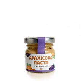 Арахисовое масло с черносливом (35 г)