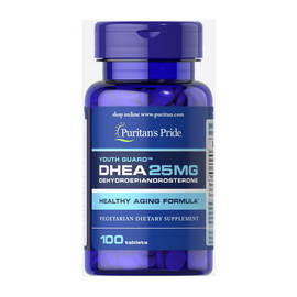 DHEA 25 mg (100 tabs)
