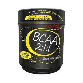 BCAA 2:1:1 (500 g )