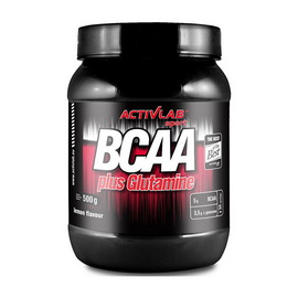 BCAA Plus Glutamine (500 g)