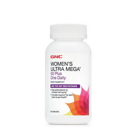 Women's UM 50 Plus One Daily (60 caplets)