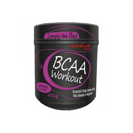 BCAA Workout (400 g)