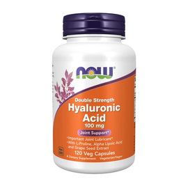 Hyaluronic Acid (120 veg caps)