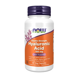 Hyaluronic Acid (60 veg caps)