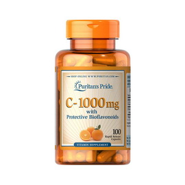 C-1000 mg with Bioflavonoids (100 caps)