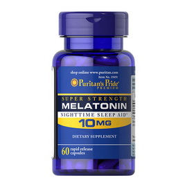 Melatonin 10 mg (60 caps)