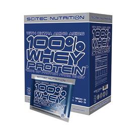 100% Whey Protein (60 x 30 g)