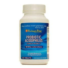 Probiotic Acidophilus (100 tabs)