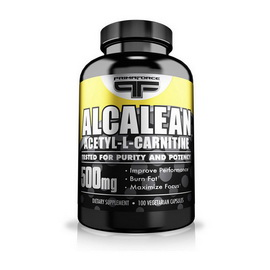 Alcalean Acetyl L-Carnitine (100 caps)