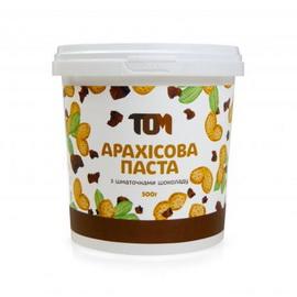 Арахисовое масло с кусоч. шоколада (500 г)