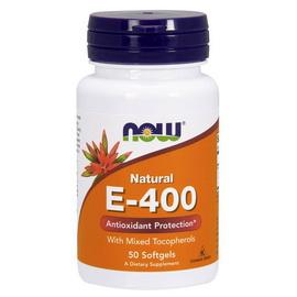 Natural E-400 (50 softgels)