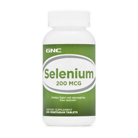 Selenium 200 mcg (100 veg tabs)