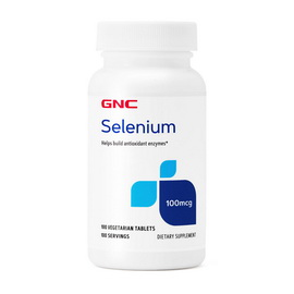 Selenium 100 mcg (100 veg tabs)