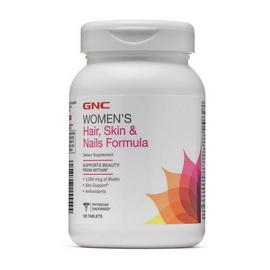 Women's Hair, Skin & Nails Formula (90 tabs)