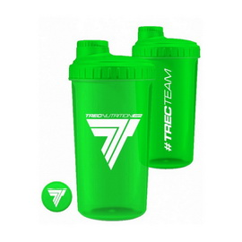 Shaker #TrecTeam Green (700 ml)