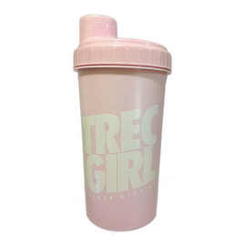 Shaker Never Give Up #TrecGirl Rose (700 ml)