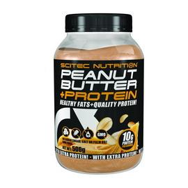 Peanut Butter + Protein (500 g)