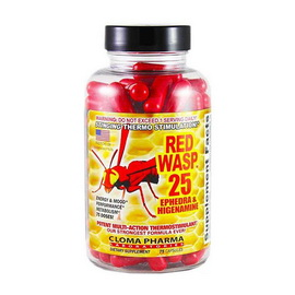 Red Wasp 25 (75 caps)
