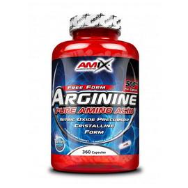 Arginine 500 mg (360 caps)