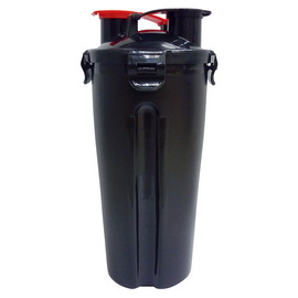 Shaker Dual HydraCup Black (1000 ml)