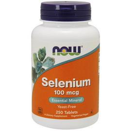 Selenium 100 mcg (250 tabs)