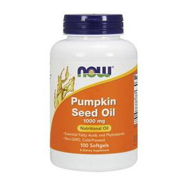 Pumpkin Seed Oil 1000 mg (100 softgels)