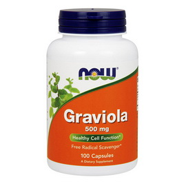 Graviola 500 mg (100 caps)