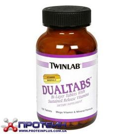 Dual Tabs Mega Vitamin (100 tabs)